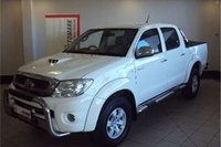 2010 Toyota Hilux Picture Gallery