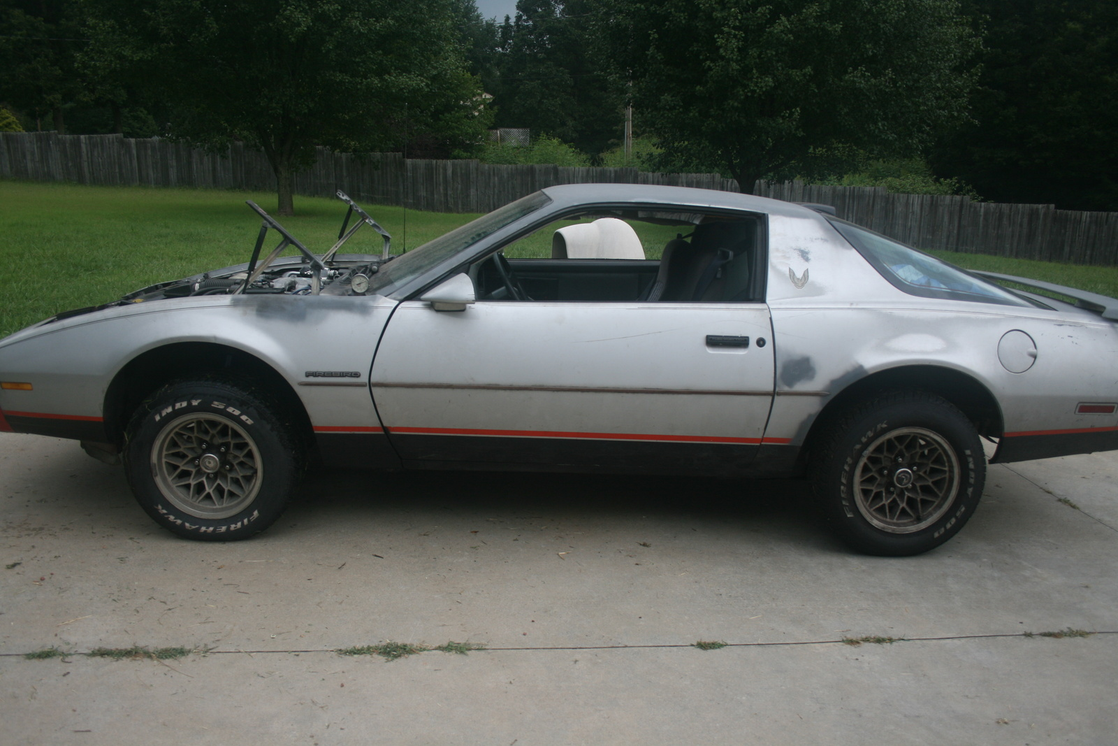 1986 pontiac firebird new supension with full weight for first time exterior gallery_worthy