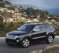 Jeep Grand Cherokee Overview