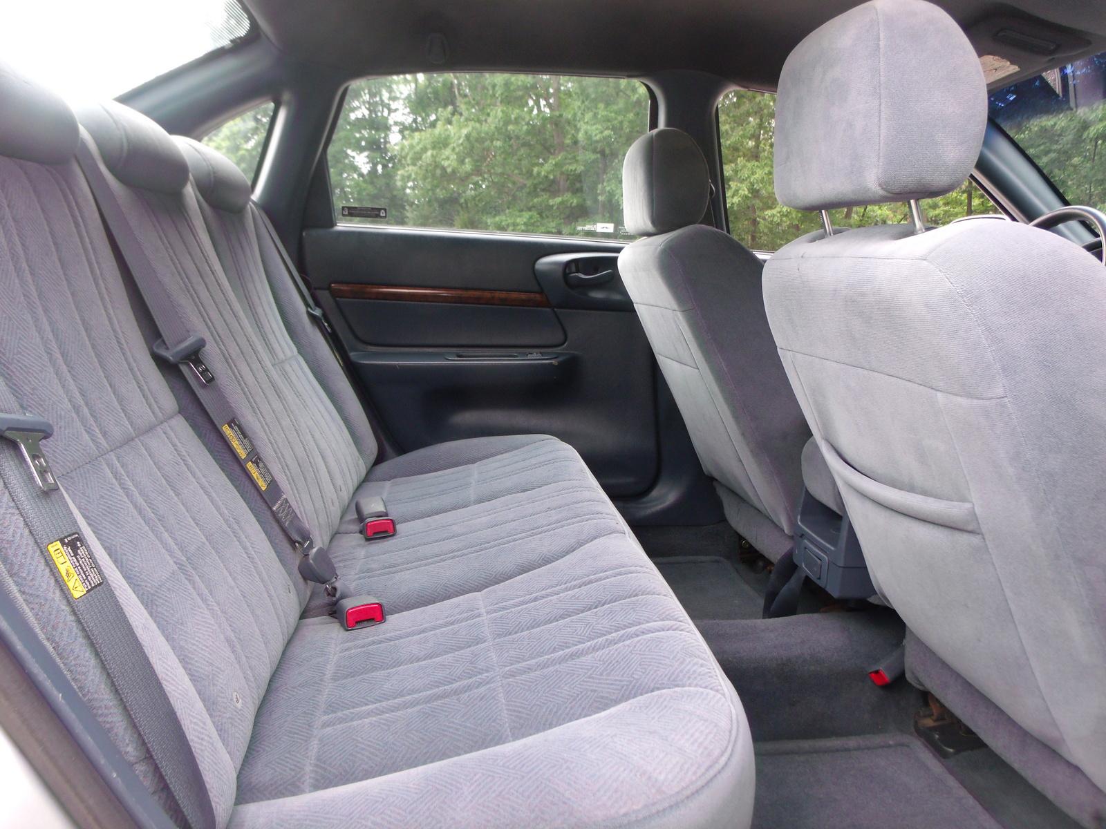Chevrolet Impala Base Pic on 2001 Chevrolet Malibu Base