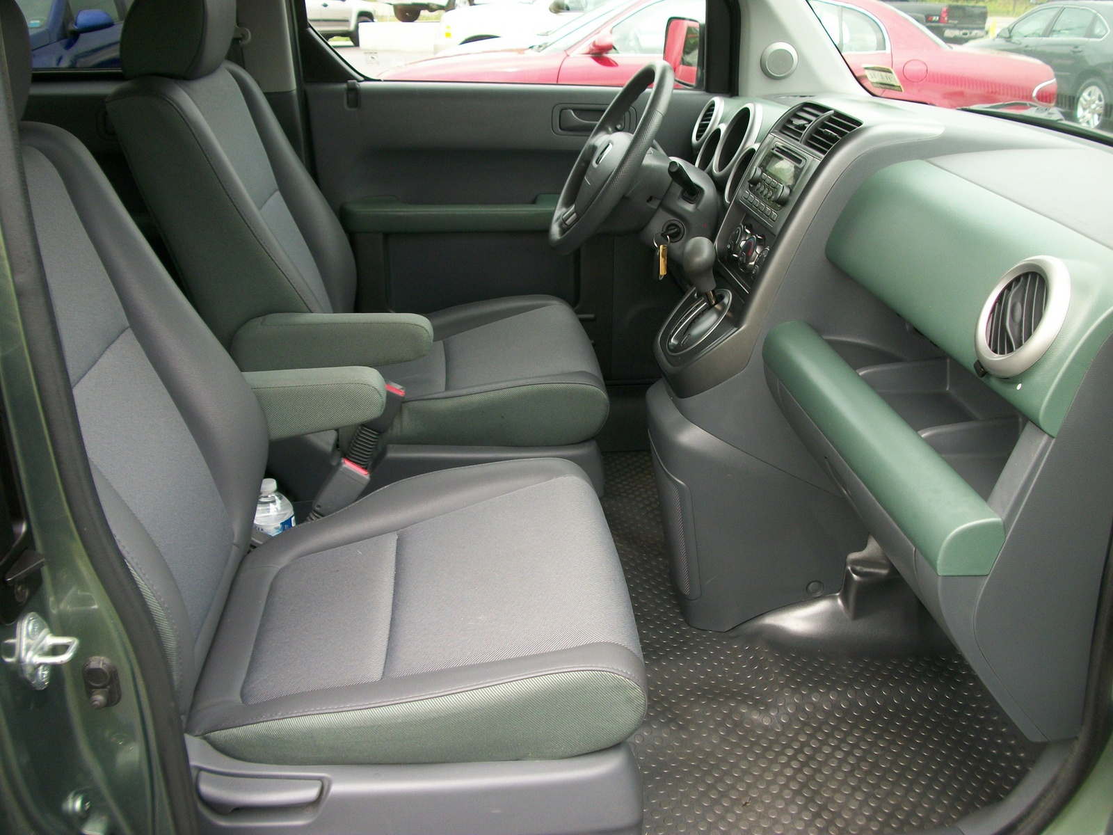 2005 Honda Element Interior Pictures Cargurus