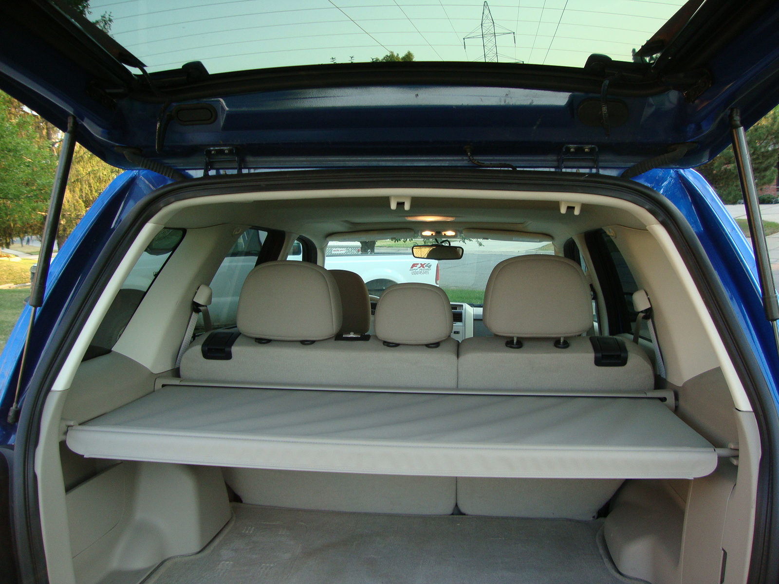 2011 Ford Escape Interior Pictures Cargurus
