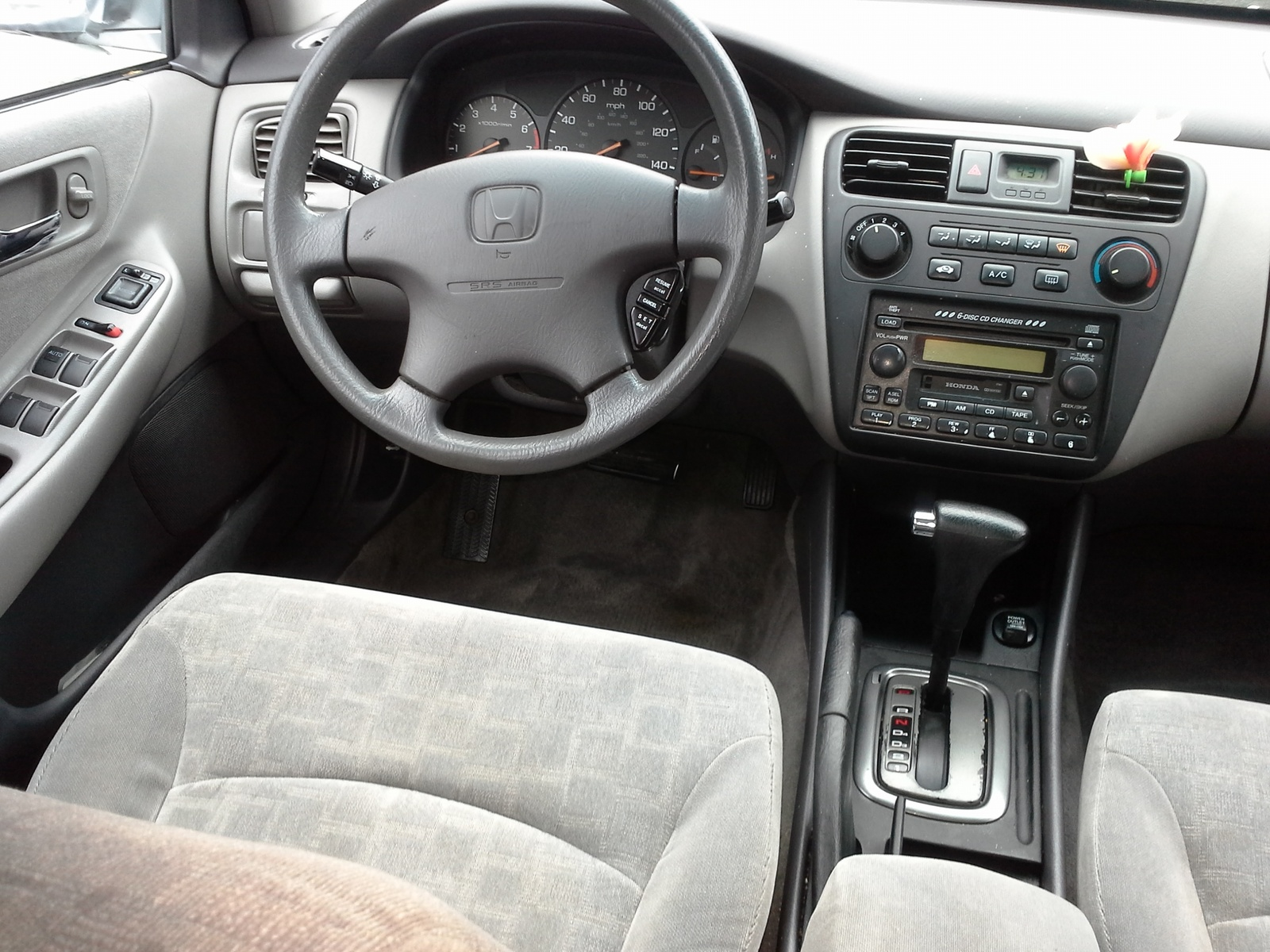2001 honda accord interior lx cargurus