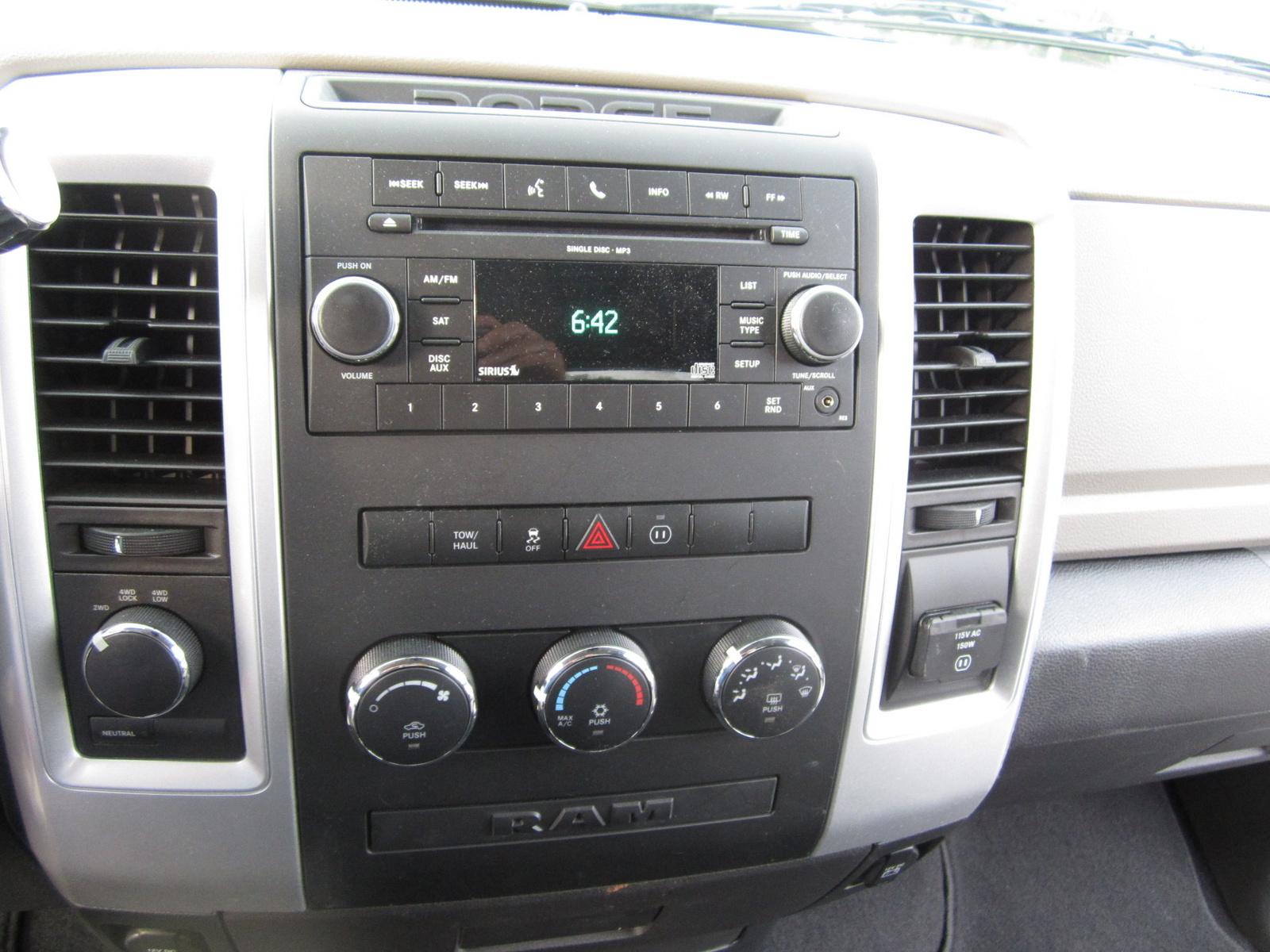 2010 Dodge Ram Pickup 1500