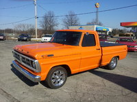 1972 Ford F-100, FRAME OFF RESTORE, exterior, gallery_worthy