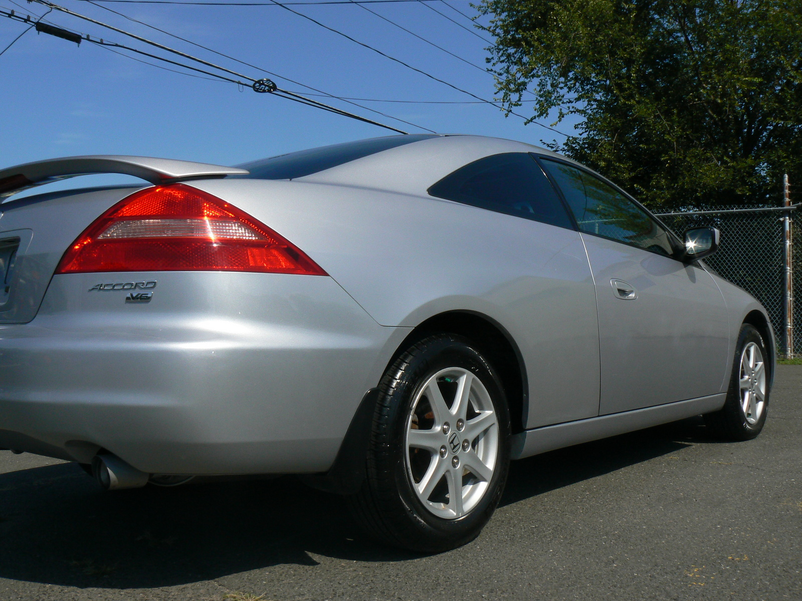 picture of 2003 honda accord ex coupe exterior. Black Bedroom Furniture Sets. Home Design Ideas
