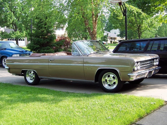 Picture of 1963 Oldsmobile Cutlass