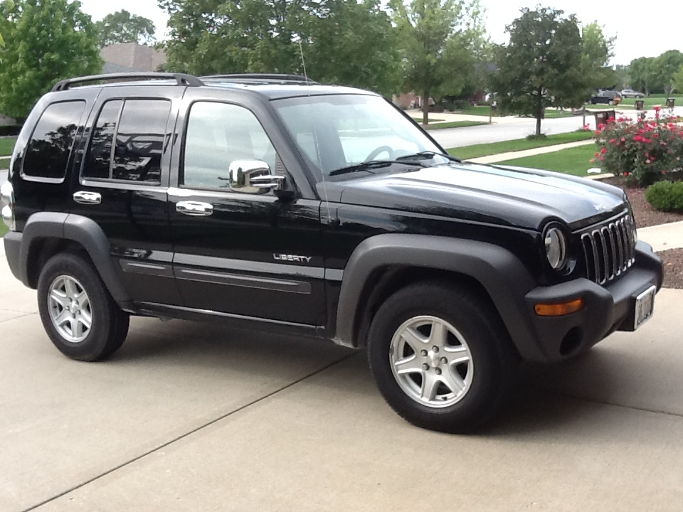 picture of 2004 jeep liberty sport 4wd exterior. Cars Review. Best American Auto & Cars Review