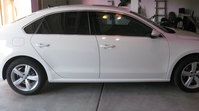 Picture of 2012 Volkswagen Passat SE w/ Sunroof, exterior, gallery_worthy