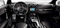 2013 Audi TT, interior front view, interior, manufacturer