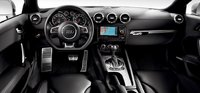 2013 Audi TT, interior front view, manufacturer, interior