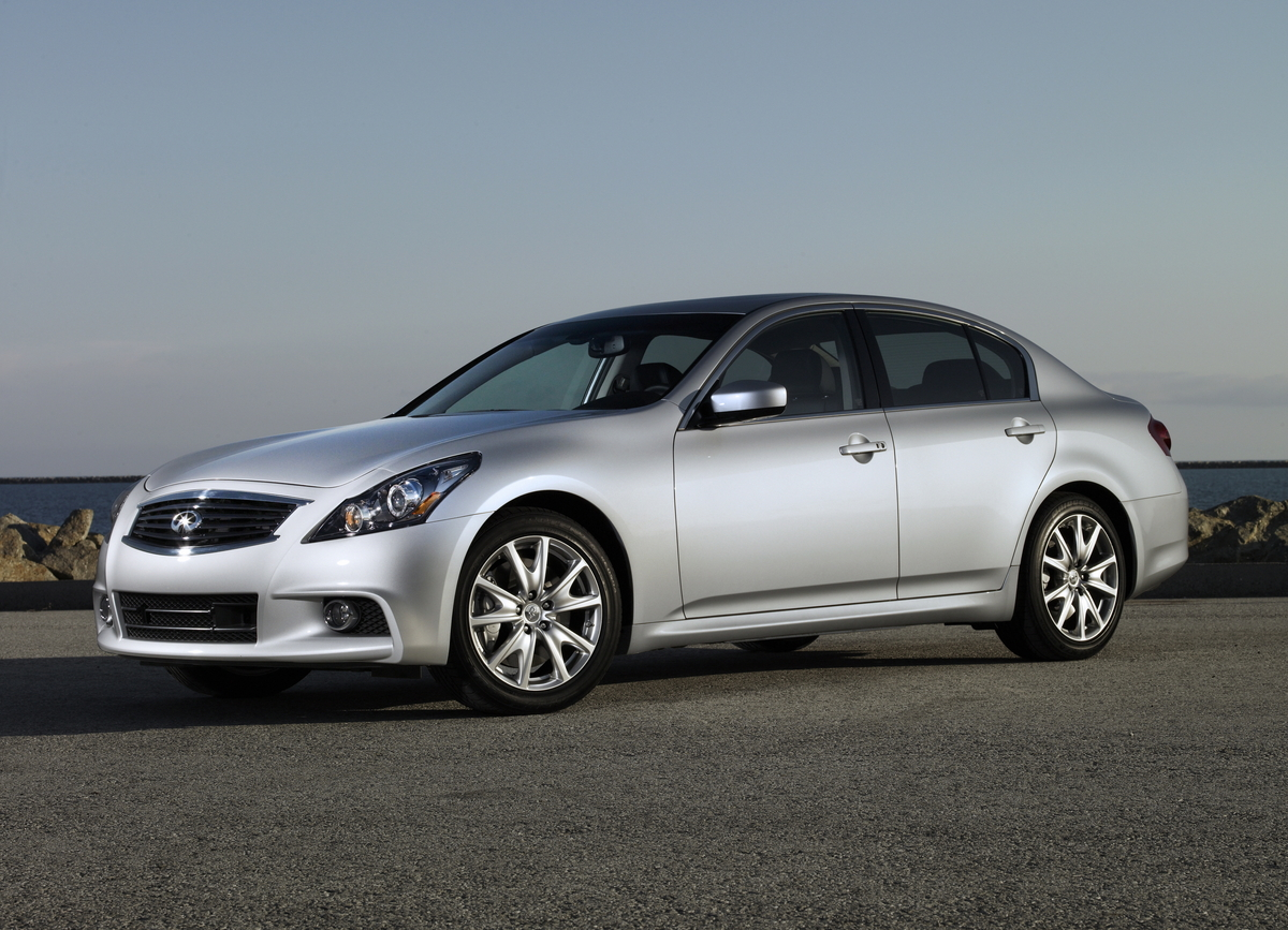 Picture of 2013 Infiniti G37, manufacturer, exterior