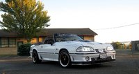1992 Ford Mustang LX Convertible, Profile View, exterior