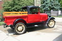 1929 Ford Model A Picture Gallery