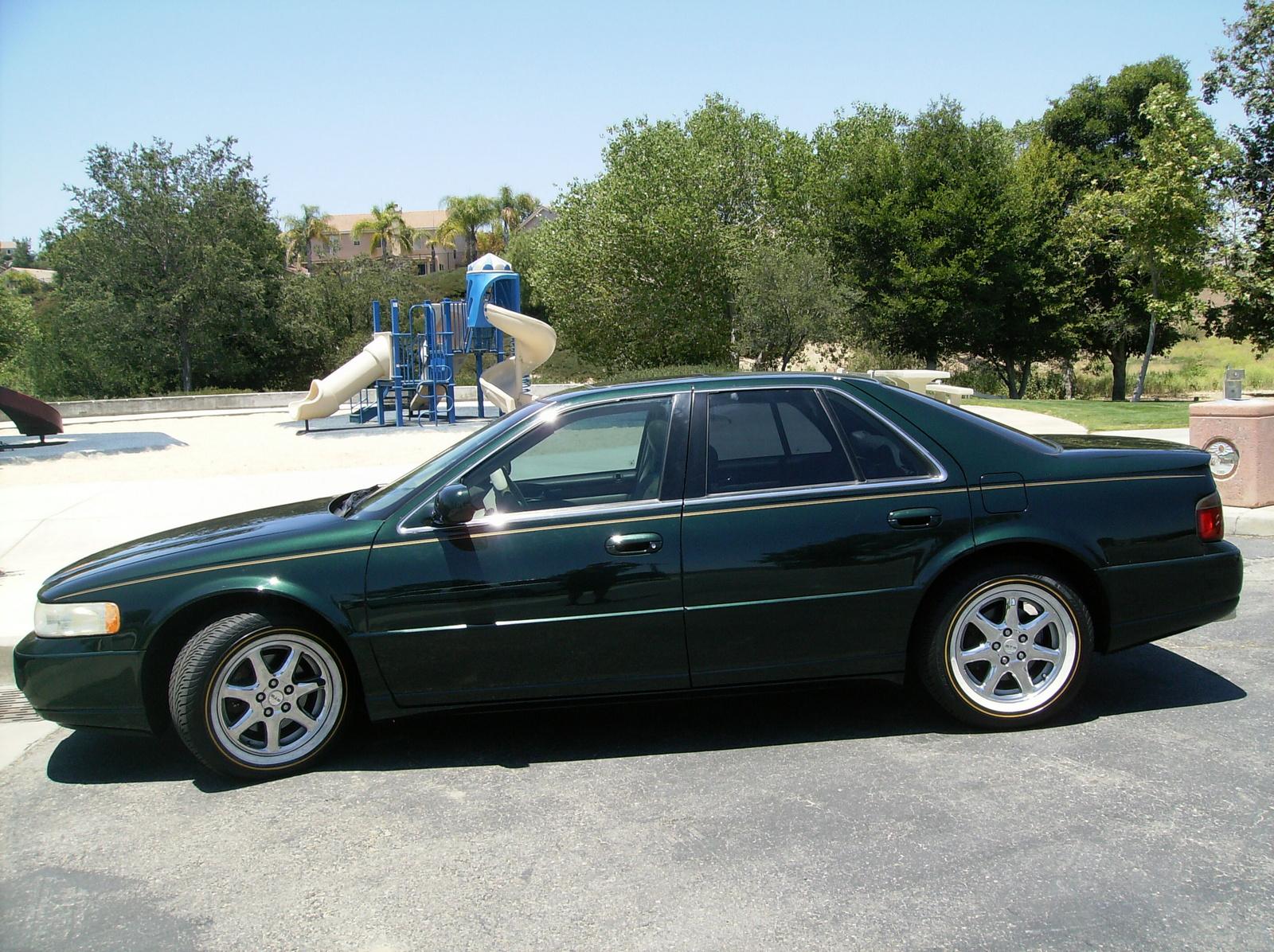 Cadillac Seville Dr Sts Sedan Pic