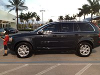 2013 Volvo XC90 3.2 Platinum FWD, first 2013 delivered in South Florida, exterior, gallery_worthy