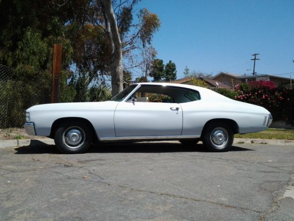 Chevrolet Chevelle Questions Is The 71 Chevelle A Good