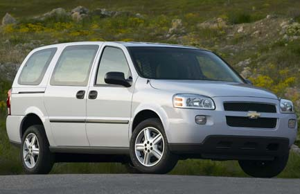 Picture of 2006 Chevrolet Uplander LS FWD Ext Wheelbase 1LS