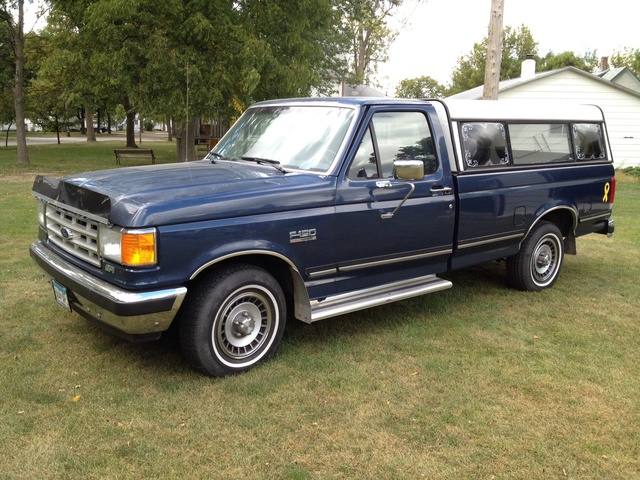 Picture Of 1987 Ford F 150 Exterior
