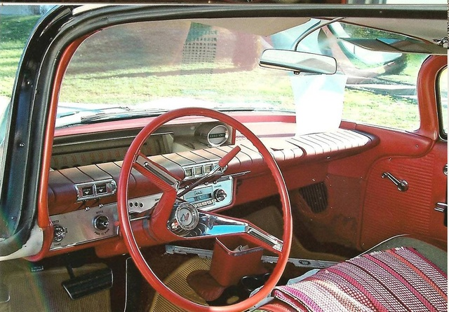 1960 Buick LeSabre Pictures C8783 on 1984 buick regal interior