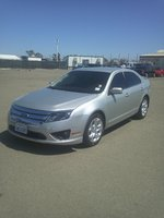 Picture of 2010 Ford Fusion SE, exterior
