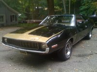 1972 AMC Javelin Picture Gallery