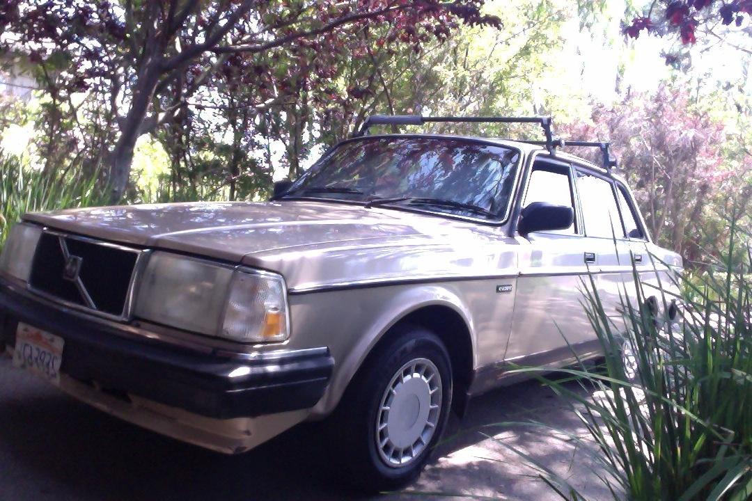 1987 Volvo 240 - Overview - CarGurus