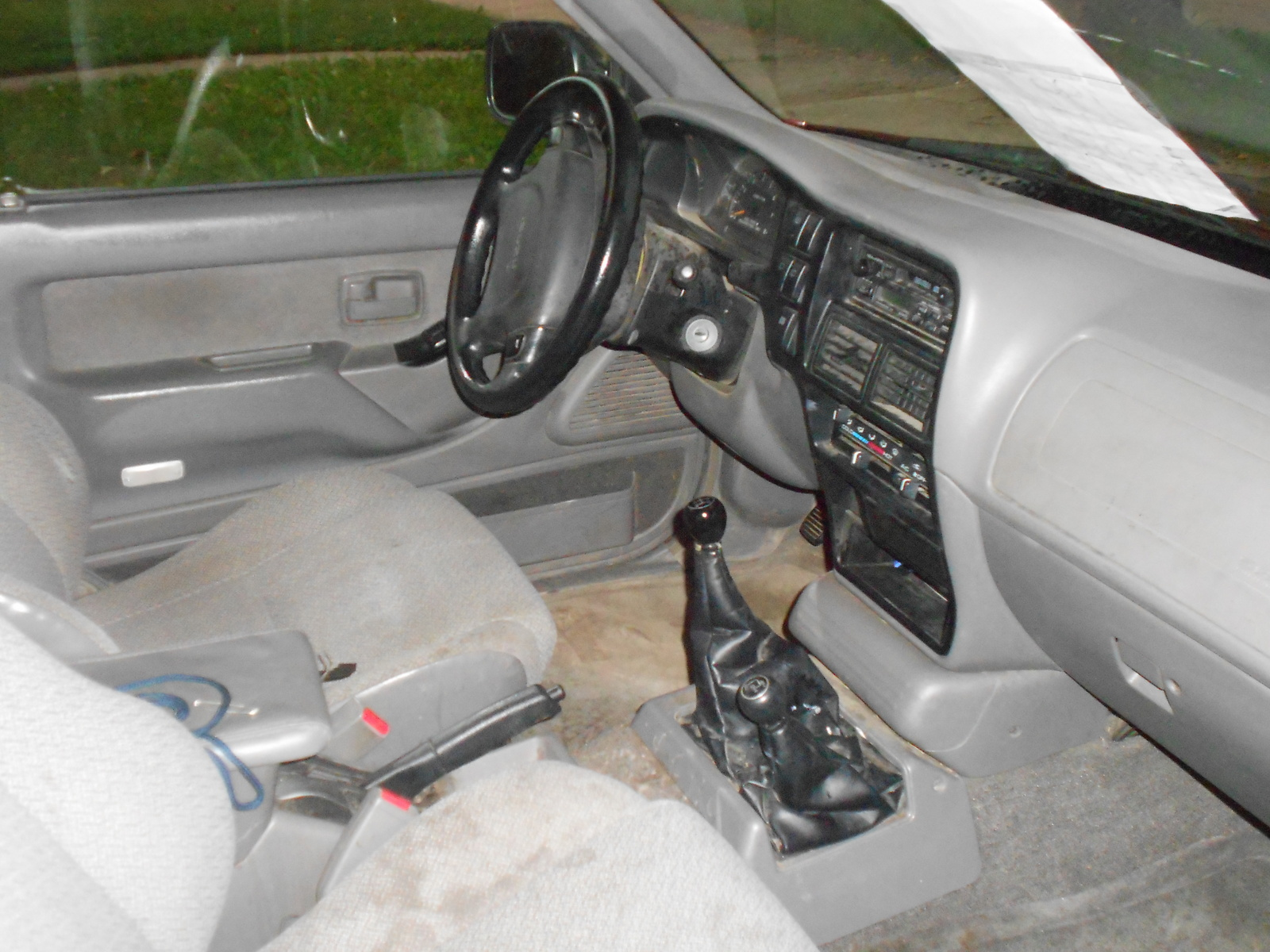 Picture of 1997 Isuzu Rodeo 4 Dr S V6 4WD SUV, interior