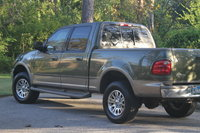 Picture of 2002 Ford F-150 King Ranch Crew Cab 4WD SB, exterior, gallery_worthy