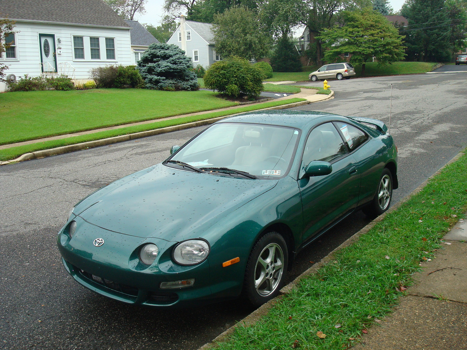 Picture of 1997 Toyota Celica ST Limited Edition Hatchback