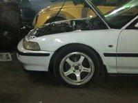 Picture of 1991 Honda Integra, exterior, engine
