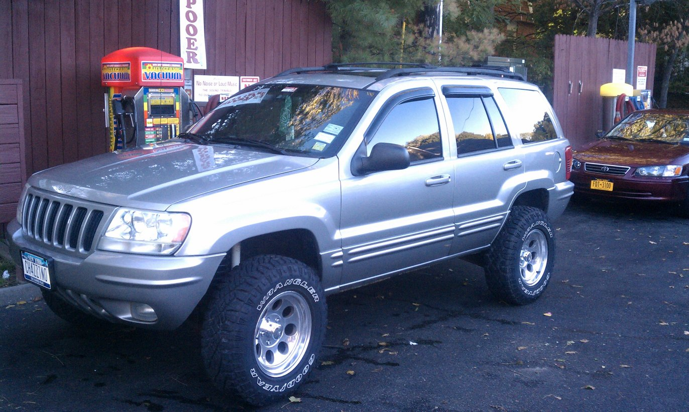 picture of 2000 jeep grand cherokee limited 4wd exterior. Black Bedroom Furniture Sets. Home Design Ideas