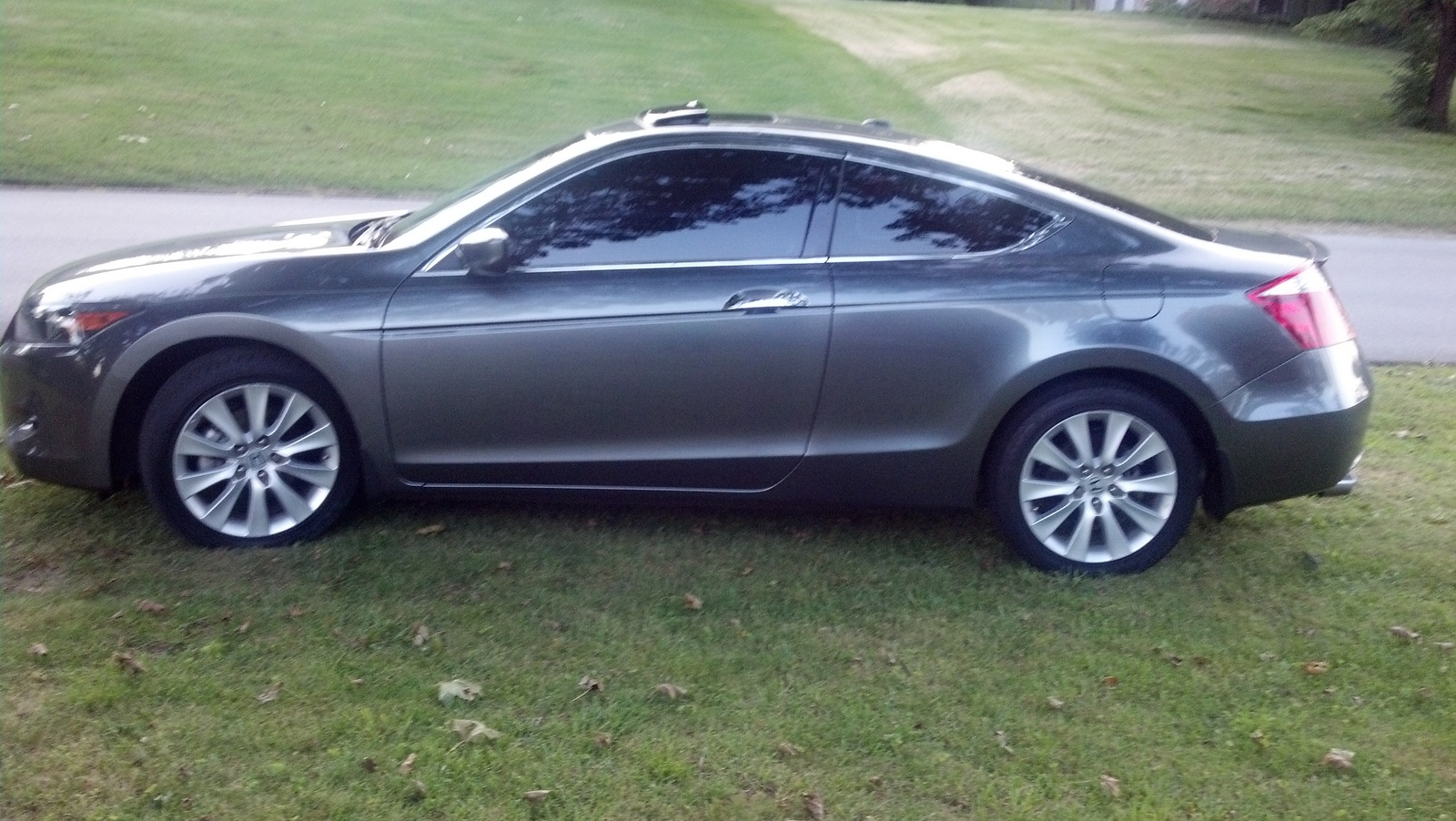 honda accord coupe ex l v6 picture view garage denise owns this honda