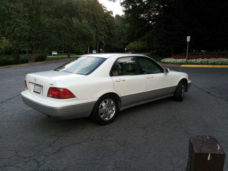 Acura Rl Dr Special Edition Sedan Pic
