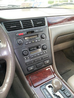 Picture of 1998 Acura RL 4 Dr 3.5 Special Edition Sedan, interior