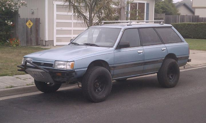 Subaru Loyale Questions Engine Light After Oil Change