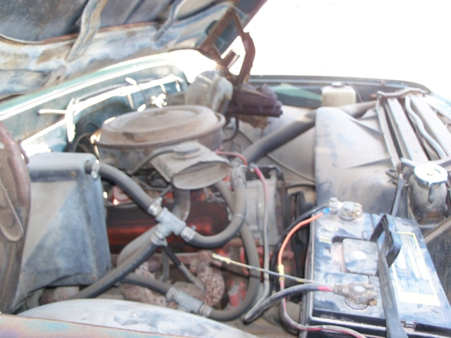 Picture of 1971 Chevrolet Suburban, engine
