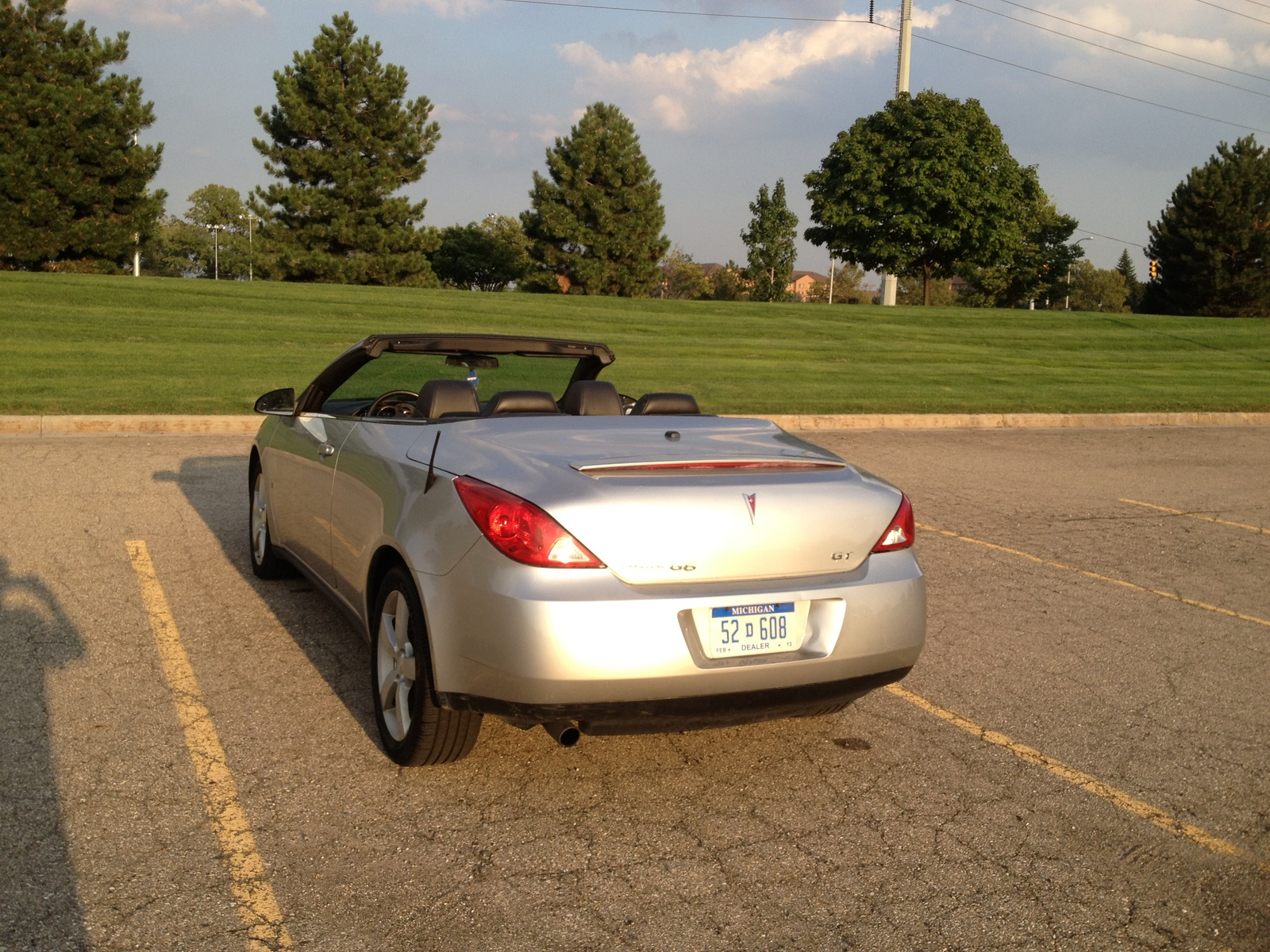 2007 Pontiac G6 GT Convertible - Pictures - Picture of 2007 Pontiac G6 ...