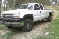 Picture of 2005 Chevrolet Silverado 2500HD Work Truck Extended Cab LB HD 4WD, exterior, gallery_worthy