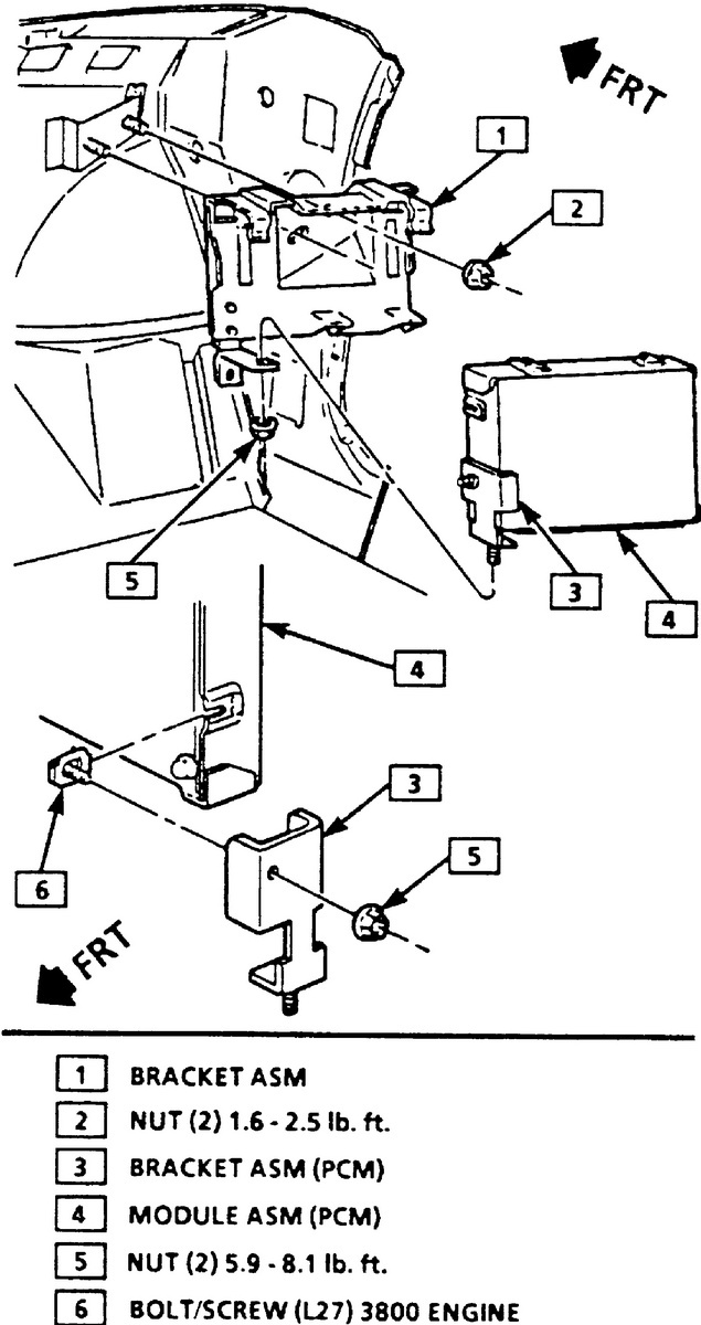 1995 Buick Lesabre Engine Diagram Wiring Diagrams Bestrh44evelynde: 2002 Buick Lesabre Engine Diagram At Gmaili.net