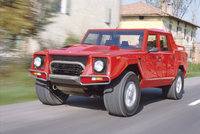 Picture of 1986 Lamborghini LM002, exterior, gallery_worthy