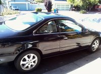 2002 Acura CL 2 Dr 3.2 Coupe picture, exterior