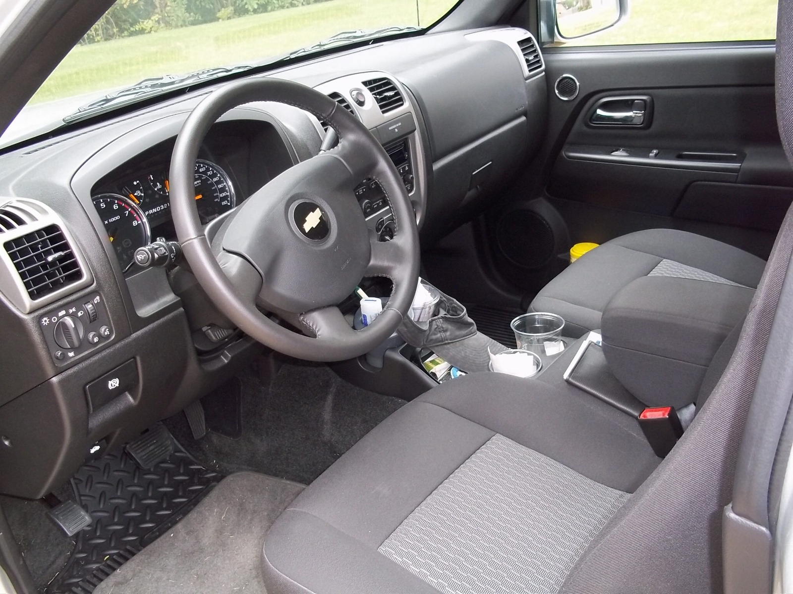 Picture of 2012 Chevrolet Colorado LT1 Crew Cab, interior