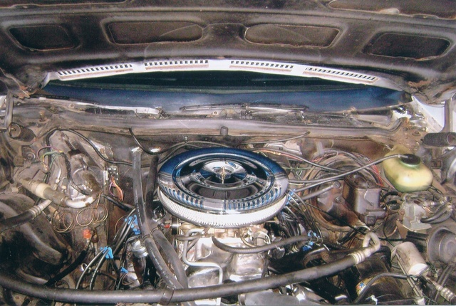 Picture of 1973 Chevrolet Caprice, engine