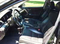 2009 Acura TSX Base w/ Tech Pkg picture, interior
