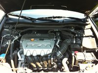 2009 Acura TSX Base w/ Tech Pkg picture, engine