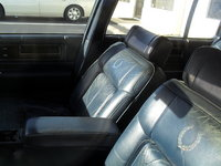 1990 Cadillac Seville Base, Picture of 1990 Cadillac Seville 4 Dr STD Sedan, interior