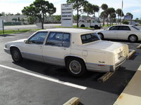 1990 Cadillac Seville Base, Picture of 1990 Cadillac Seville 4 Dr STD Sedan, exterior
