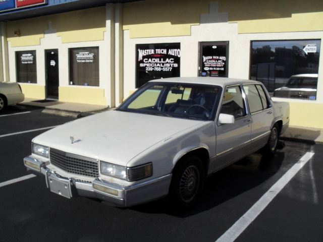 Picture of 1990 Cadillac Seville FWD, exterior, gallery_worthy
