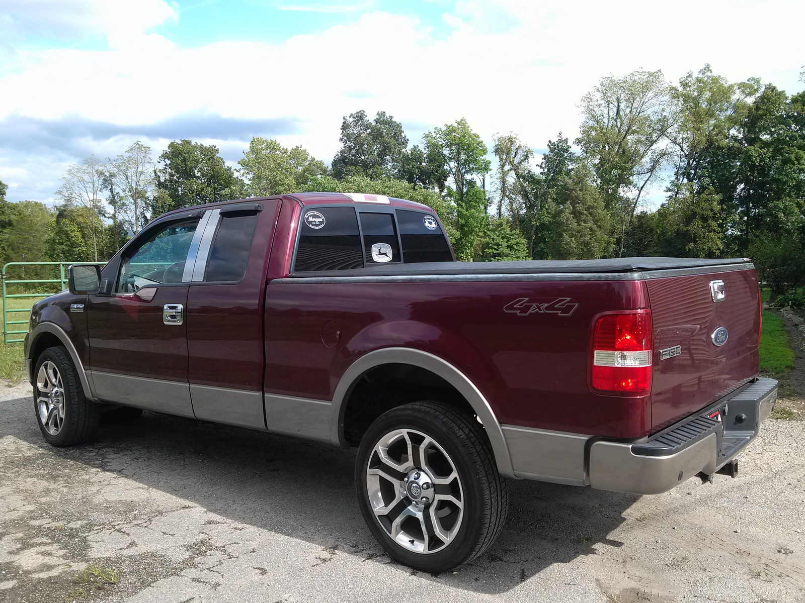 Ford Shelby F150 >> 2004 Ford F-150 - Pictures - CarGurus